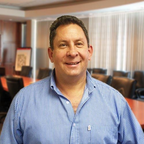 Deon Krieger - Managing Director