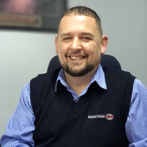 Jan Lessing - Branch Manager - West Rand & Vaal