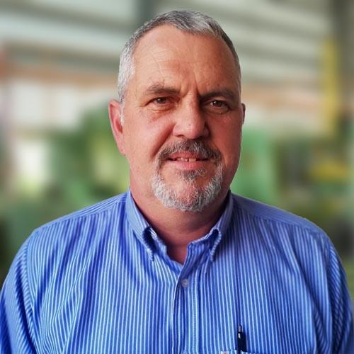 Jimmy Coulson - Branch Manager - Rustenburg & Thabazimbi