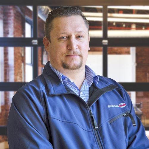 Juan Marais - National Sales Manager