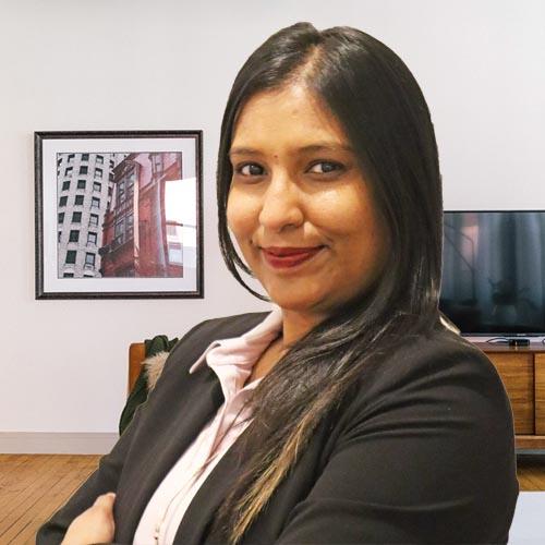 Kavitha Bhawanideen - Financial Director