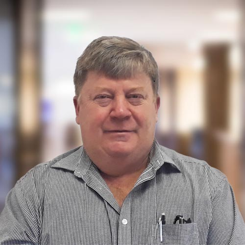 Russell Jackson - Branch Manager - Durban & Richards Bay