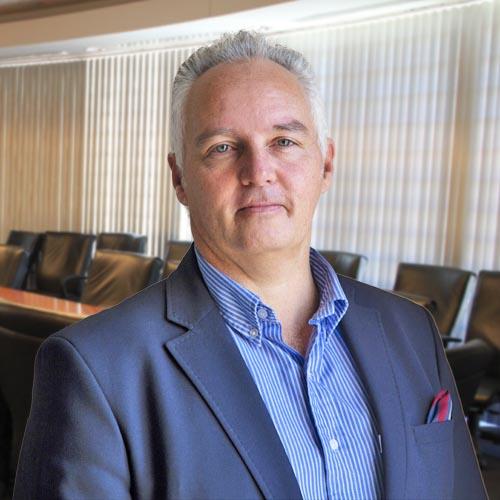 Shane Marais - Marketing Manager - Hydraulic Cluster