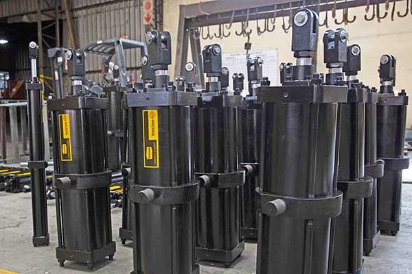 Martonair Pneumatic Cylinders