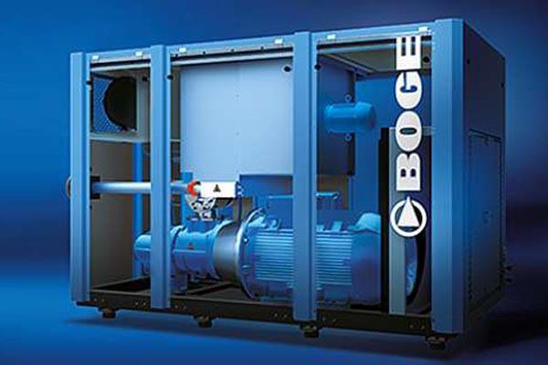 Boge S4 Brisbane compressor