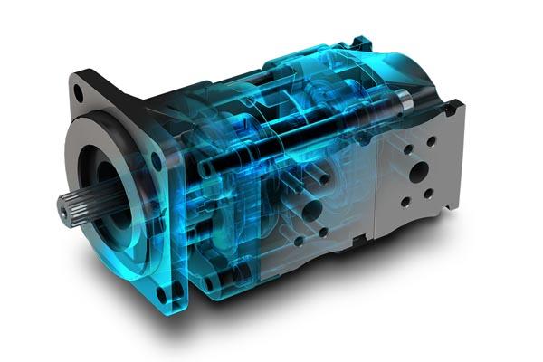 Casappa gear pump