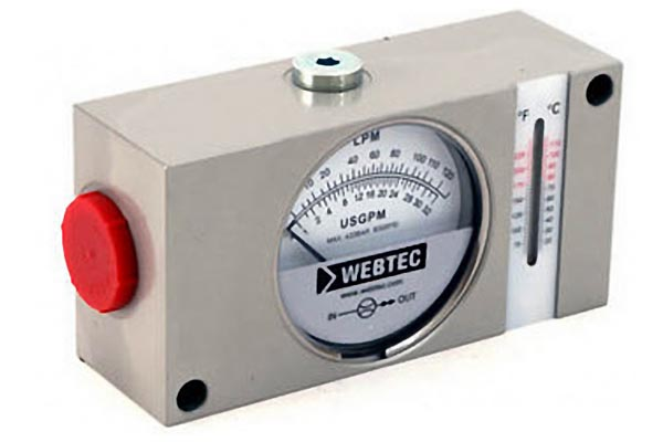 Hydraulic Flow Indicator